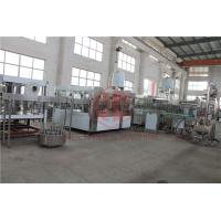 Quality Online Cap Sterilizing Tunnel Water Juice Filling Capping Machine For Plastic Bottle for sale
