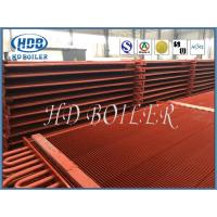 Quality H Finned Tube Boiler Economizer Heat Exchanger Industrail Using ASME Standard for sale