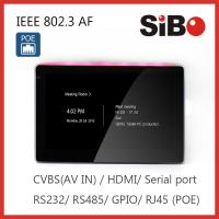 """Quality Meeting Room Booking Customized 7"""" Industrial Android Tablet PC for sale"""