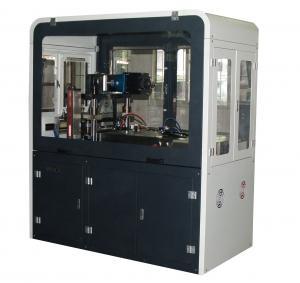 Quality Contact IC Blank PVC Card SLE5542 & SLE5528 PVC Card Cutting Machine 380V for sale
