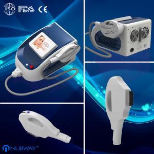 China Smallest Portable IPL Skin Rejuvenation Machine / Portable IPL RF Hair Removal on sale