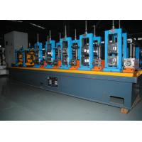 Quality Straight Seam Steel Pipe Production Line , Stainless Steel Pipe Mill for sale