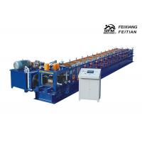 Quality Hydraulic Automatic C Purlin Roll Forming Machine With Punching Holes for sale