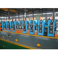 Quality Handrail Stainless Steel Precision Tube Mill With Cold Saw & Friction Saw Cutting for sale