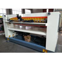 Buy High Speed Corrugated Cardboard Machine With Computer NC Sheet Cut Off at wholesale prices