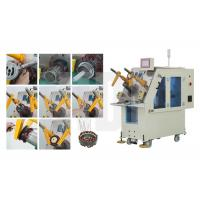 Quality Simultaneously Wedge and Coil Inserting Machine for Induction Motor Stator for sale