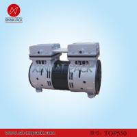 China TOP550 Oil free vacuum pump silent type thermally protect safety used on sale