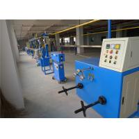 Quality Industrial Lead Wire Extrusion Machine , Plastic Cable Making Equipment for sale