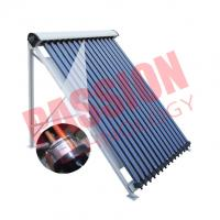 Quality U Pipe Solar Collector With Stainless Bolts for sale