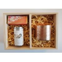 Buy Delicate Handmade Wooden Tray , Painted Wooden Serving Trays For Perfume Gift at wholesale prices