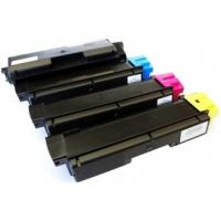 Buy Yellow Color TK580 Kyocera Printer Toner Cartridges For Kyocera FS-5105DN 5205DN at wholesale prices
