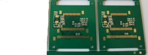 Quality 4 Layer FR4 TG170 Prototype PCB Board 0.8mm Thickness With Blind Buried Via for sale