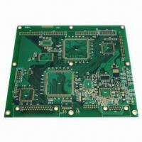 Quality 4-layered PCB, Immersion Gold Used for Digital Video Recorders for sale