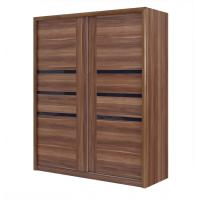 Quality Cloth Armoire in Wall with sliding door by slip fitting can Bespoke by local size in Moisture-proof Plywood for sale