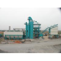 Quality 30T Diesel Tank Hot Mix Asphalt Plant Draught Fan Negative Pressure Regulation for sale