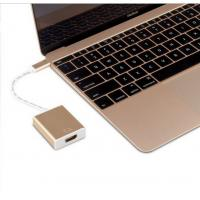 Buy Aluminum Housing USB3.1 USB-C(Type-C) to HDMI Adapter Cable Supporting 4K at 60HZ at wholesale prices