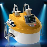 Quality portable weight loss Lipo Laser And Velashape Slimming Machine - LCR02 for sale