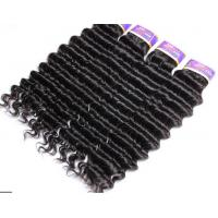 Buy 100g Full Head Grade 7A Virgin Brazilian Hair 3 Bundles Rose Curl Tangle Free at wholesale prices