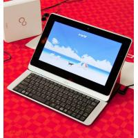 Quality Dual Core CPU 10 Inch IPS Tablet PC with 2M pixels Dual Cameras for sale