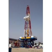 Quality High Performance Drilling Rig Mast With Pneumatic And Hydraulic Motor LR5002 for sale