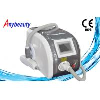 Quality ND YAG Laser Tattoo Removal Machine , freckle Clear Skin rejuvenation Equipment for sale