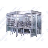 Quality Durable Automatic PET Bottle Filling Machine / Bottled Water Production Line for sale