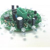 China 1.6mm LED PCB Board Assembly FR4 HASL Surface Finishing Green Mask SMT on sale