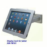 Buy cheap COMER wall mount anti-theft display stand for tablet ipad in shop, hotels, from wholesalers