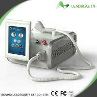 Quality Pain-free 810nm diode laser hair removal professional and fast machine beauty cooling for sale
