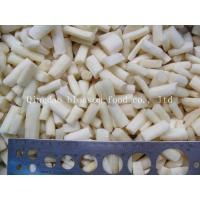 Buy cheap Frozen white asparagus IQF from wholesalers