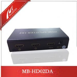 China 2-Port HDMI Splitter,HDMI Amplifier  MB-HD02DA on sale