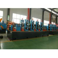 Quality High Performance Durable ERW Pipe Mill Max 80m/Min Worm Gearing Speed for sale