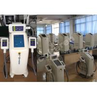 Quality Vertical Coolplas Cryolipolysis Fat Freezing Machine For Fat Reduction / Body Shaping for sale