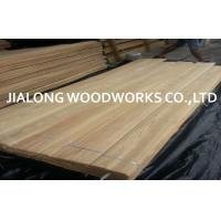 Quality Sliced Brown Ash Real Wood Veneer Sheets MDF And Block Board for sale