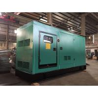 Quality Standby Power Generator 188 KVA , 50Hz / 60Hz Silent Type Diesel Generator for sale