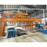 Quality Green Calcium Silicate Board Production Line Equipment for sale