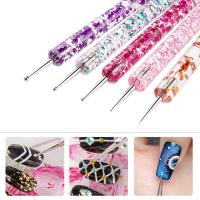 Quality UV Gel Painting Nail Care Tools Dotting Pen Weight 45g Various Color Available for sale