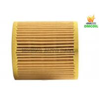 Quality Small Flow Resistance Auto Oil Filters With Strong Filtration Ability for sale