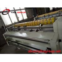 Quality Computerized Control Rotary Knife Corrugated Paperboard Machine Paper Roll Sheet Cutter for sale