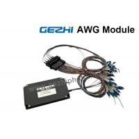 Quality 40CH AWG Dense Wave Division Multiplexer for sale