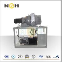 Quality High Efficiency Vacuum Dehydrator Oil Purification System Pump Unit With Four Wheels for sale