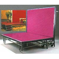 Quality Red Exhibition Portable Stage Platforms / Waterproof Platform for sale