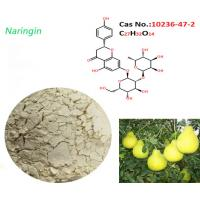 Quality Food Grade Naringin Extract Light Yellow Powder MW 580.53 As Bittering Agent for sale