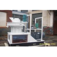 Buy cheap 55KW Ring Die Wood Pellet Machine 600~800KG/H Capacity , CE Certificate from wholesalers