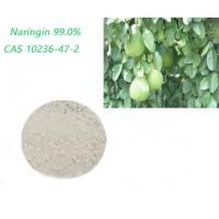 Quality Intermediate Naringin Extract White Powder for Naringenin Materials for sale