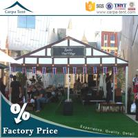 Buy Waterproof PVC Coated Exhibition Tents , 600 Seater Outdoor Event Tents at wholesale prices