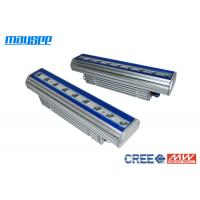 Quality 18W High Power LED Wall Washer Lights with Cree led and DMX512 for building outline for sale
