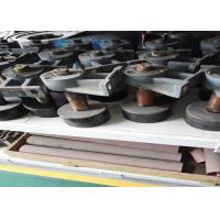 Quality Anti Rust Bottom Ash Conveyor Steel Belt Return Bearing Wheel With Oil Cup for sale