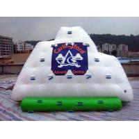 Quality inflatable iceberg water toy,inflatable pool iceberg float for sale