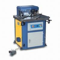 Quality Notching Machine with 4/2mm Mild/Stainless Steel Maximum Notching Thickness for sale